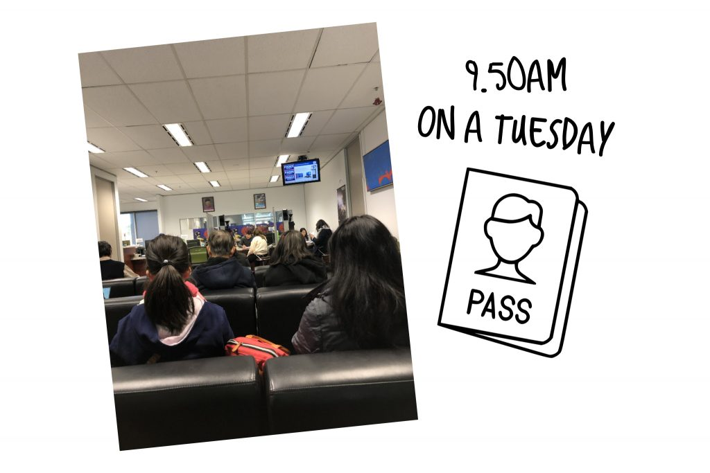 passport renewal melbourne